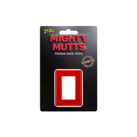Pet Love Mighty Mutts Rubber Cube - Small x 1