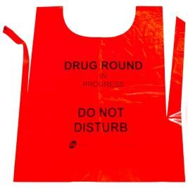 Disposable Drug Round Tabard