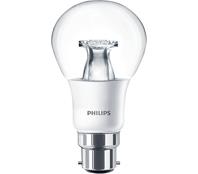 PHILIPS MST LED 6 WATT B22 WW 2200K-2700K EQUIVALENT TO 40W 470LM DIM TONE