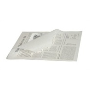 Greaseproof Paper 25x35cm 1000 Sheets Printed
