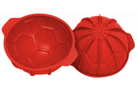 Football- Silicone Mould  180 H 95 mm