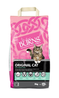 Burns Cat - Fish & Brown Rice 5kg