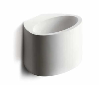 ONE Light Oval Gypsum Wall Light G9 40w
