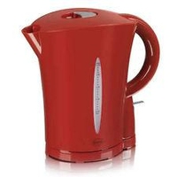 SWAN JUG KETTLE RED