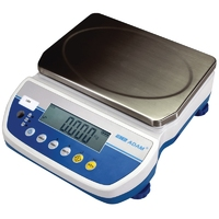 LBX Weighing Scales, 6kg, 1g resolution, 250x180mm pan size, (certificate not included)