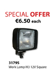 Work Lamp  special offer