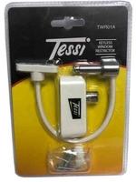 Tessi Keyless Window Restrictor White