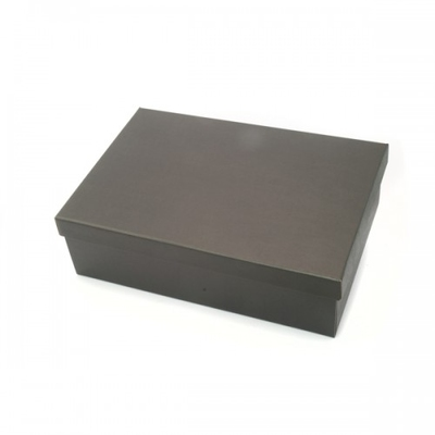 BOX GIFT & LID 380X260X110MM  BLACK