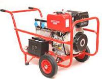 Generator / Welder Diesel Yanmar 200AMP A/C PG200A-YTE