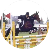 Horse - Show Jumping (25mm Centre)