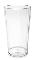 10Oz Tumblers Clear - 280ml