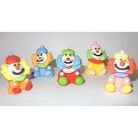 Clowns 3D - 60pce