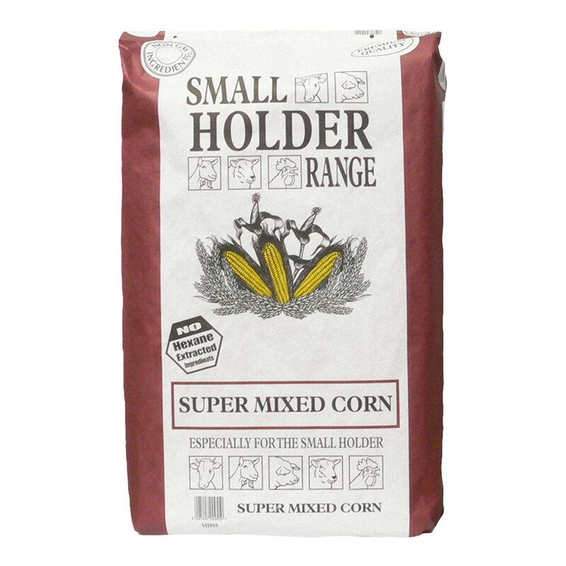 Allen & Page Small Holder Range Super Mixed Corn 20kg