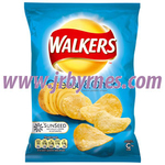 Walkers Cheese & Onion Crisps x48