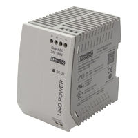 Phoenix-DIN Rail Power Supply 24vDC/4A 1P