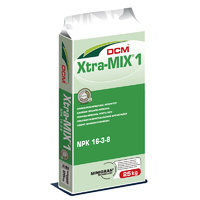 Xtra-Mix 1 Fertiliser 16-3-8 25kg