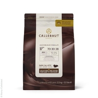 CALLETS 703038NV.553 DARK 70% (1 X 2.5KGS)