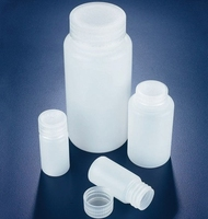 Bottles Azlon Hdpe W/Mouth With Pp Cap 1