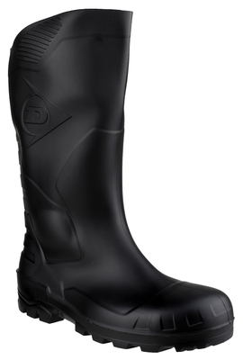 Dunlop Devon S5 Steel Toe & Midsole Full Safety Wellies