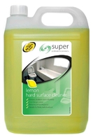 HARD SURFACE CLEANER LEMON 5ltr