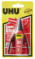 U37610 UHU PRECISION SUPERGLUE 3GM