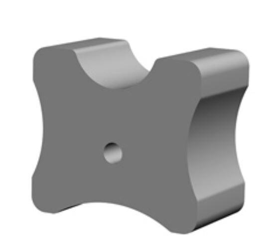 Spacer Block for Steel Mesh 35/40/50mm Bag 250