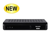 Walker Saorview Approved Combo Box- Terrestrial & Satellite Receiver