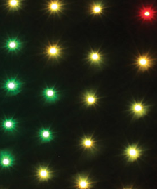 Tri-Colour LEDs