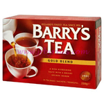 Barrys Gold Blend Tea 80' 250g x6