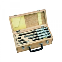 Outside Micrometer 6 Piece Set 0-150mm (0.01mm)