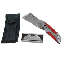 Amtech  Super Pro Utility Knife And Pouch (S0305)