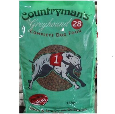 Countryman's Greyhound 28 15kg