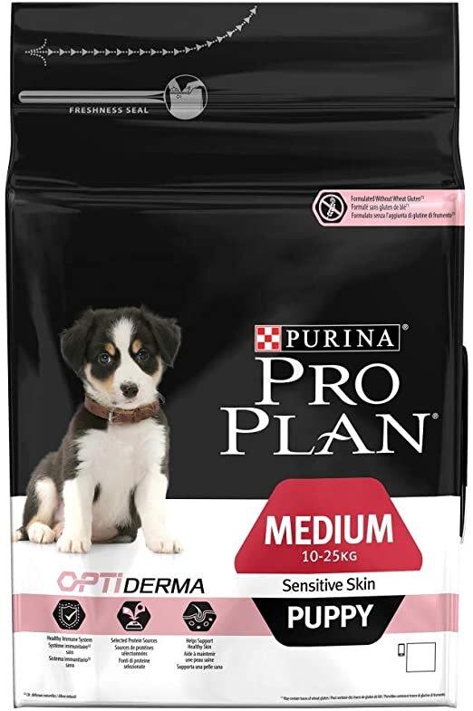Pro Plan Puppy Sensitive Skin Medium 12kg