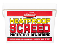 Everbuild Heat Proof Screed 20kg Tub