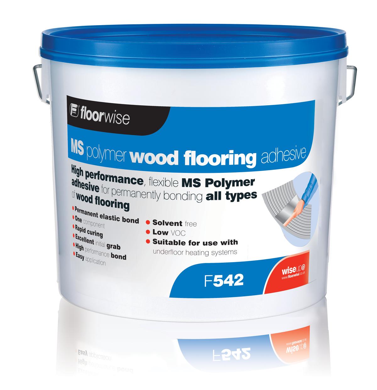 F542 Ms Polymer Wood Adhesive
