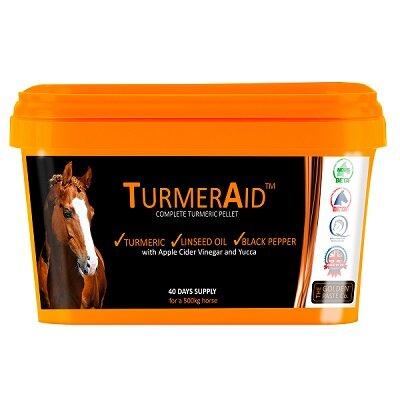 The Golden Paste Company TurmerAid Pellets 2kg