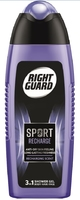 Right Guard Sport Recharge Shower Gel 250ml