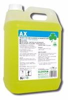 AX Cleaner & Sanitiser 5Ltr