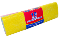 SUPERBRIGHT ABSORBENT CLOTH 10 PACK