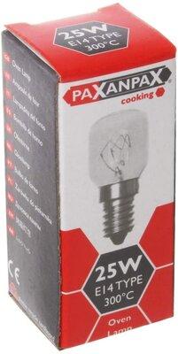 Universal Retail Packed Oven Lamp Bulb [E14, 25W, 220-240V, 300C] (Pack of 1)