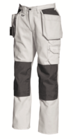 Tranemo 2050 13 Craftsman Trousers White