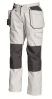 Tranemo 2050 13 Craftsman Trousers White