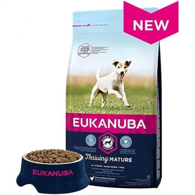 Eukanuba Thriving Mature Small Breed Chicken 2kg