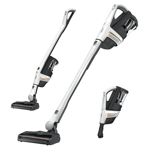 MIELE Triflex HX1 Cordless Vacuum Cleaner - White with accessories
