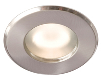 ROBUS IP65 GU/GZ10 SHOWER DOWNLIGHTER CHROME