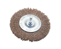 Wire Brush Flat Type / Small - 3inch / 75mm