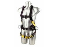 PORTWEST PW 2-POINT HARNESS COMF PLUS BLACK ONE SIZE