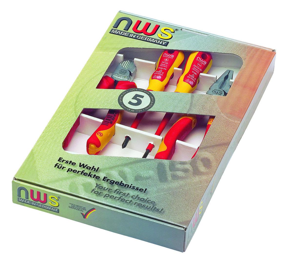 VDE 4 Pc Set of Pliers / Screwdrivers