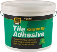 Everbuild Non Slip Tile Adhesive 2.5L