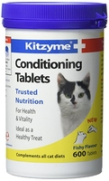 Kitzyme Cat Condition Tablets 600 Tab x 1
